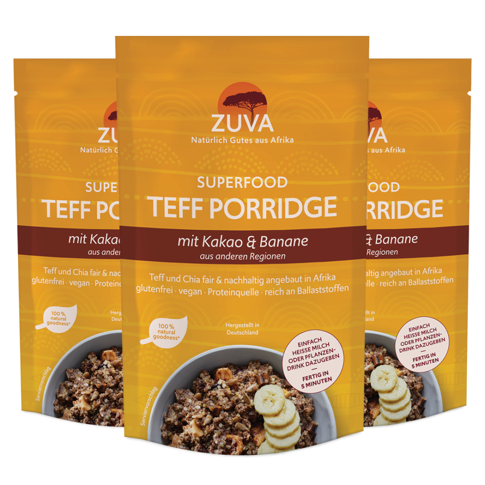 Superfood Teff Porridge